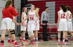 Gallery CIAC Girls Basketball; Wolcott 50 vs. Torrington 54 - Photo # (65)