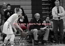 Gallery CIAC Girls Basketball; Wolcott 50 vs. Torrington 54 - Photo # (84)
