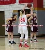 Gallery CIAC Girls Basketball; Wolcott 50 vs. Torrington 54 - Photo # (88)