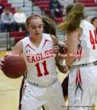 Gallery CIAC Girls Basketball; Wolcott 50 vs. Torrington 54 - Photo # (98)