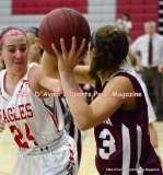 Gallery CIAC Girls Basketball; Wolcott 50 vs. Torrington 54 - Photo # (99)