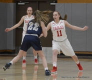 Gallery CIAC Girls Basketball; Wolcott 52 vs. Immaculate 49 Photo # (10)