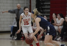 Gallery CIAC Girls Basketball; Wolcott 52 vs. Immaculate 49 Photo # (100)