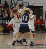 Gallery CIAC Girls Basketball; Wolcott 52 vs. Immaculate 49 Photo # (11)