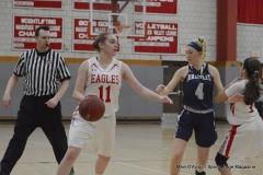 Gallery CIAC Girls Basketball; Wolcott 52 vs. Immaculate 49 Photo # (125)