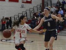Gallery CIAC Girls Basketball; Wolcott 52 vs. Immaculate 49 Photo # (126)