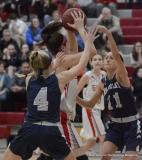 Gallery CIAC Girls Basketball; Wolcott 52 vs. Immaculate 49 Photo # (127)