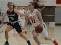 Gallery CIAC Girls Basketball; Wolcott 52 vs. Immaculate 49 Photo # (13)