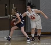 Gallery CIAC Girls Basketball; Wolcott 52 vs. Immaculate 49 Photo # (130)