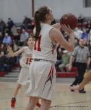 Gallery CIAC Girls Basketball; Wolcott 52 vs. Immaculate 49 Photo # (137)
