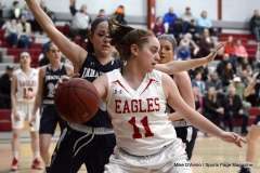 Gallery CIAC Girls Basketball; Wolcott 52 vs. Immaculate 49 Photo # (14)