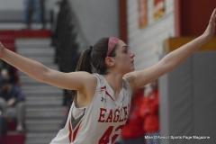 Gallery CIAC Girls Basketball; Wolcott 52 vs. Immaculate 49 Photo # (142)
