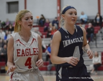 Gallery CIAC Girls Basketball; Wolcott 52 vs. Immaculate 49 Photo # (143)