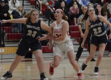 Gallery CIAC Girls Basketball; Wolcott 52 vs. Immaculate 49 Photo # (20)