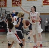 Gallery CIAC Girls Basketball; Wolcott 52 vs. Immaculate 49 Photo # (21)