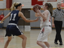 Gallery CIAC Girls Basketball; Wolcott 52 vs. Immaculate 49 Photo # (23)