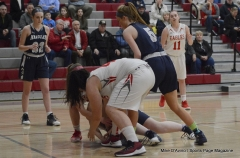 Gallery CIAC Girls Basketball; Wolcott 52 vs. Immaculate 49 Photo # (24)
