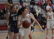 Gallery CIAC Girls Basketball; Wolcott 52 vs. Immaculate 49 Photo # (25)