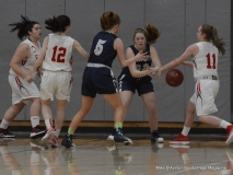 Gallery CIAC Girls Basketball; Wolcott 52 vs. Immaculate 49 Photo # (27)