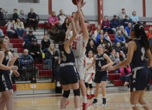 Gallery CIAC Girls Basketball; Wolcott 52 vs. Immaculate 49 Photo # (29)