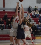 Gallery CIAC Girls Basketball; Wolcott 52 vs. Immaculate 49 Photo # (30)