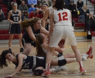 Gallery CIAC Girls Basketball; Wolcott 52 vs. Immaculate 49 Photo # (31)