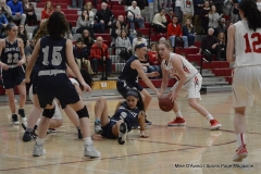 Gallery CIAC Girls Basketball; Wolcott 52 vs. Immaculate 49 Photo # (32)