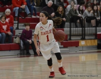 Gallery CIAC Girls Basketball; Wolcott 52 vs. Immaculate 49 Photo # (33)