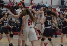 Gallery CIAC Girls Basketball; Wolcott 52 vs. Immaculate 49 Photo # (34)
