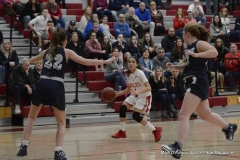 Gallery CIAC Girls Basketball; Wolcott 52 vs. Immaculate 49 Photo # (38)