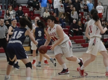 Gallery CIAC Girls Basketball; Wolcott 52 vs. Immaculate 49 Photo # (41)
