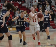 Gallery CIAC Girls Basketball; Wolcott 52 vs. Immaculate 49 Photo # (43)