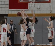 Gallery CIAC Girls Basketball; Wolcott 52 vs. Immaculate 49 Photo # (48)