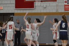 Gallery CIAC Girls Basketball; Wolcott 52 vs. Immaculate 49 Photo # (49)