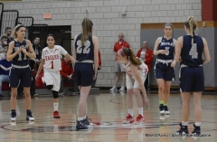 Gallery CIAC Girls Basketball; Wolcott 52 vs. Immaculate 49 Photo # (5)
