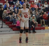 Gallery CIAC Girls Basketball; Wolcott 52 vs. Immaculate 49 Photo # (55)