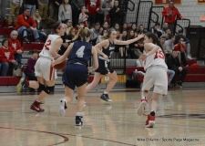Gallery CIAC Girls Basketball; Wolcott 52 vs. Immaculate 49 Photo # (56)