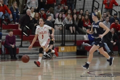 Gallery CIAC Girls Basketball; Wolcott 52 vs. Immaculate 49 Photo # (69)
