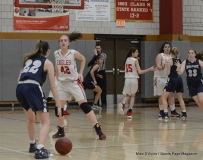 Gallery CIAC Girls Basketball; Wolcott 52 vs. Immaculate 49 Photo # (72)