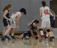 Gallery CIAC Girls Basketball; Wolcott 52 vs. Immaculate 49 Photo # (75)