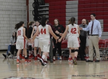 Gallery CIAC Girls Basketball; Wolcott 52 vs. Immaculate 49 Photo # (76)