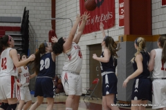 Gallery CIAC Girls Basketball; Wolcott 52 vs. Immaculate 49 Photo # (77)