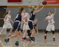 Gallery CIAC Girls Basketball; Wolcott 52 vs. Immaculate 49 Photo # (8)