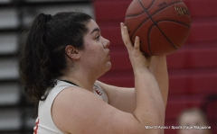 Gallery CIAC Girls Basketball; Wolcott 52 vs. Immaculate 49 Photo # (82)