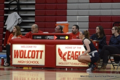 Gallery CIAC Girls Basketball; Wolcott 52 vs. Immaculate 49 Photo # (84)