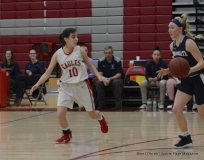 Gallery CIAC Girls Basketball; Wolcott 52 vs. Immaculate 49 Photo # (87)