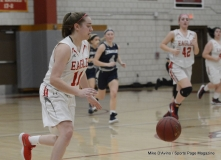 Gallery CIAC Girls Basketball; Wolcott 52 vs. Immaculate 49 Photo # (88)