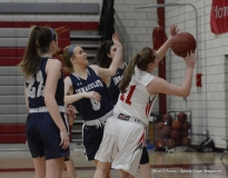 Gallery CIAC Girls Basketball; Wolcott 52 vs. Immaculate 49 Photo # (89)