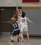 Gallery CIAC Girls Basketball; Wolcott 52 vs. Immaculate 49 Photo # (9)