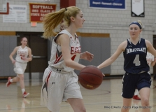 Gallery CIAC Girls Basketball; Wolcott 52 vs. Immaculate 49 Photo # (92)